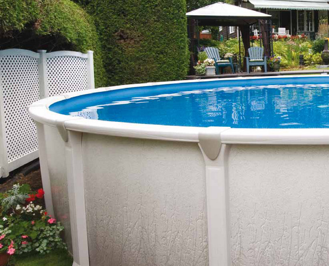 12x18 Oval Above Ground Pool