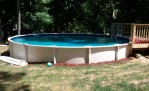 15x30 Oval Above Ground Pool