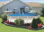 18 Foot Round Above Ground Pool