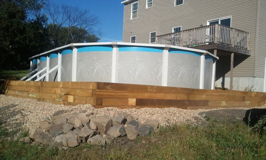 18 x 48 Above Ground Pool