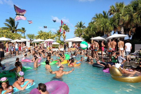 18th Birthday Pool Party Ideas