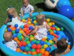 1st Birthday Pool Party Ideas