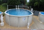 24 by 52 Above Ground Pool