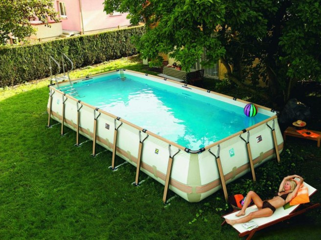 Above Ground Swimming Pool Pictures