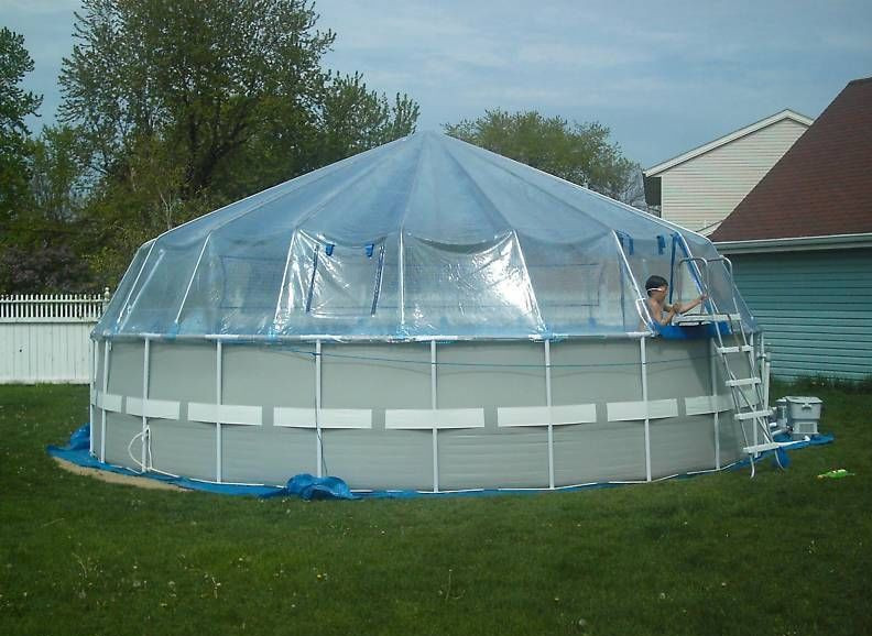 Above Ground Swimming Pool Solar Covers