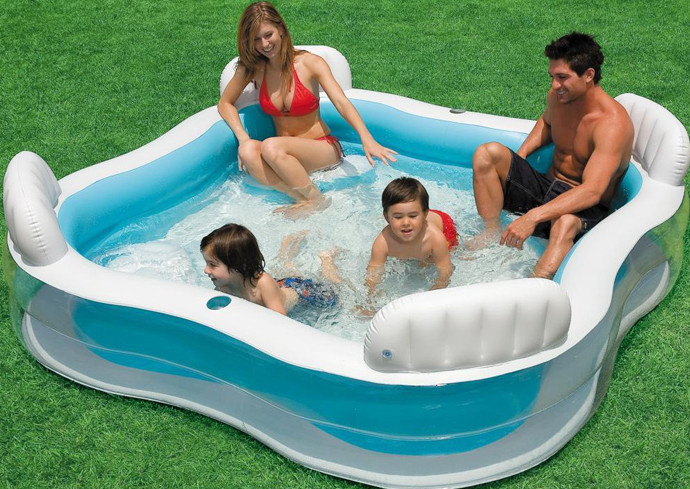 Baby Inflatable Pool Ideas