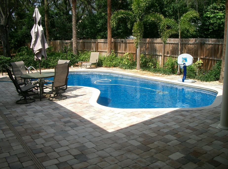 Backyard and Pool Designs