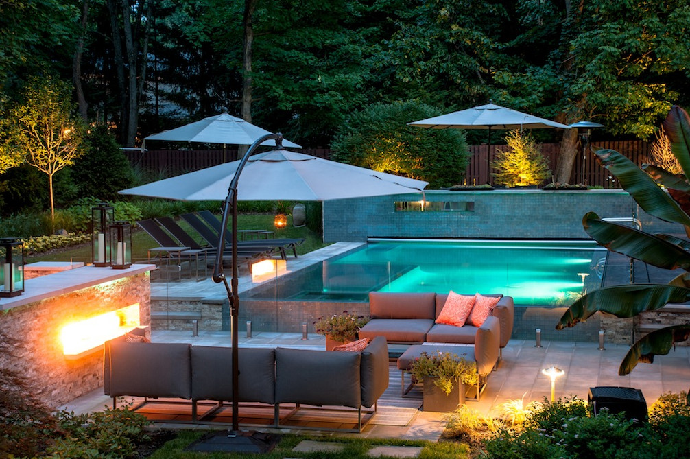 Superieur Backyard Inground Pool Ideas