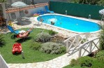 Backyard Landscaping Ideas with Swimming Pools