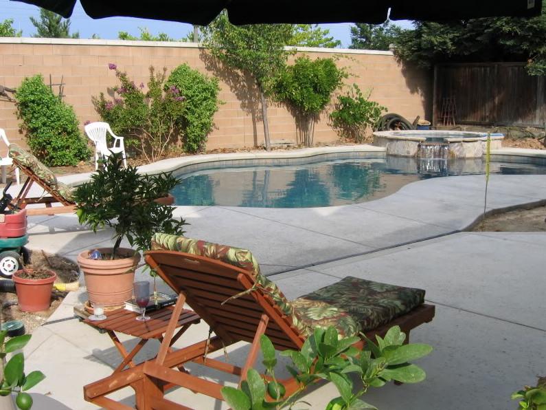 Backyard Pool Designs Landscaping Pools