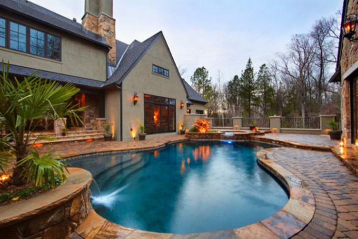 Backyard Pool Designs Photos