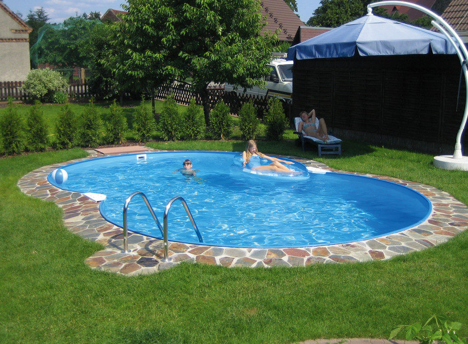 Backyard Swimming Pool Ideas best 20 backyard pools ideas on pinterest swimming pools backyard pool ideas and pools Backyard Swimming Pool Ideas