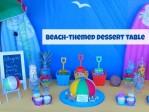 Beach Themed Pool Party Ideas