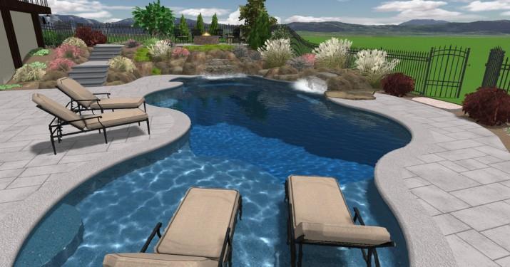 Best Custom Pool Ideas