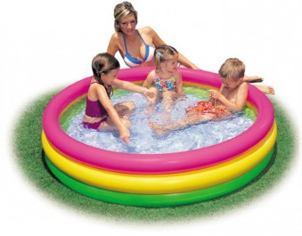 Best Inflatable Pool For Kids
