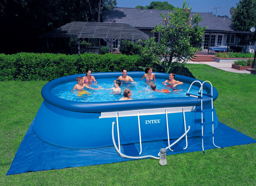 Best inflatable pool pool design ideas for Best pool design 2014