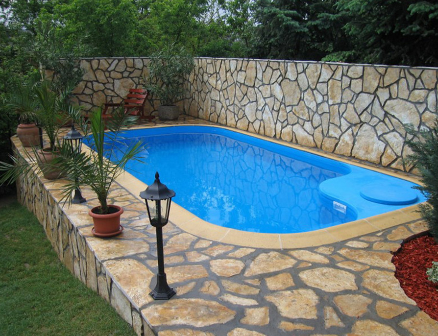 Best rated above ground swimming pools pool design ideas for Best swimming pool designs