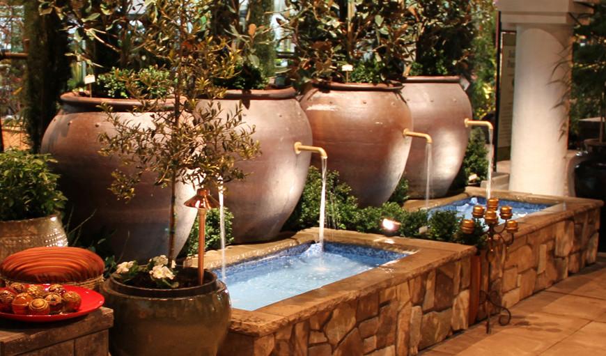 Ceramic Water Features