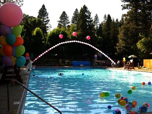 Child Pool Party Ideas