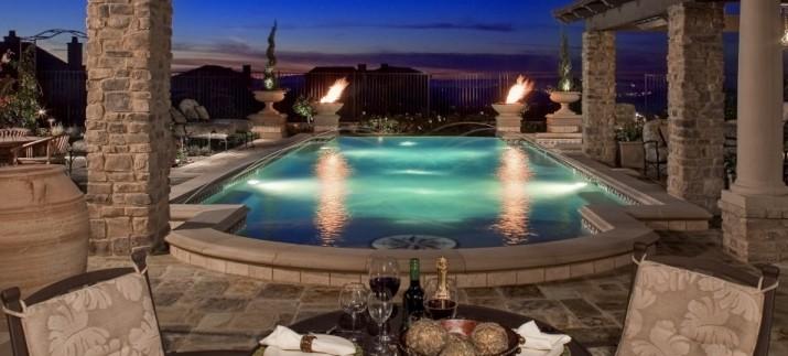 Cool Inground Pool Designs