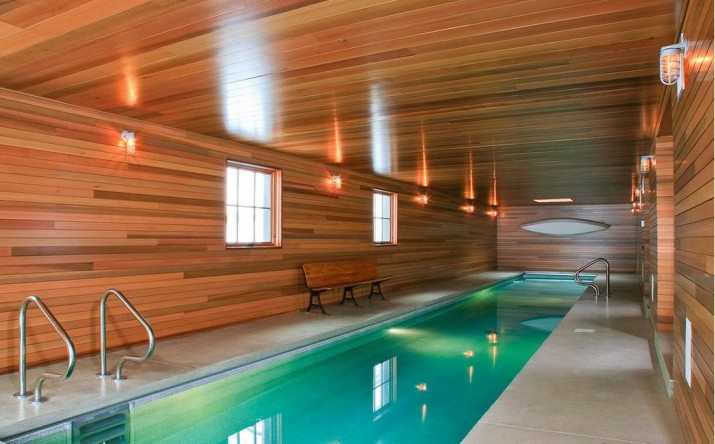 Custom Indoor Swimming Pools