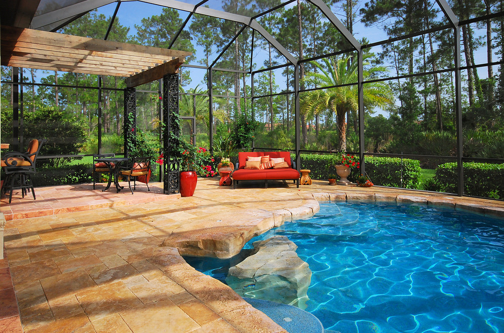 Custom Pool Design Ideas | Pool Design Ideas