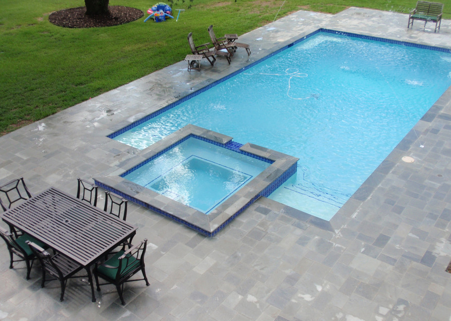 Custom Pool Design Pictures