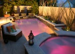 Custom Pool Lighting Ideas