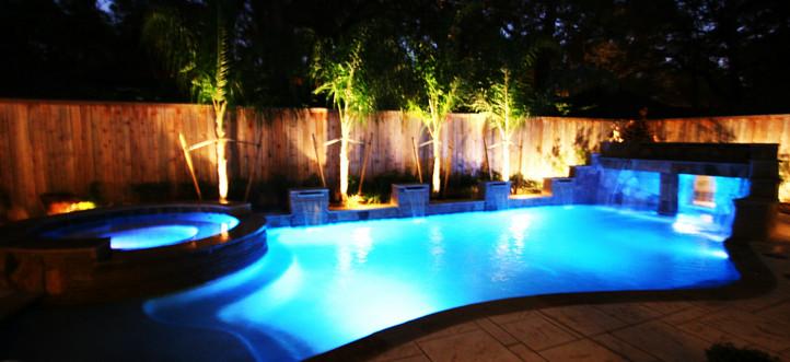 Custom Pool Slide Ideas