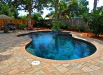 Custom Pools and Landscaping