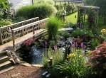 Deck Water Feature Ideas