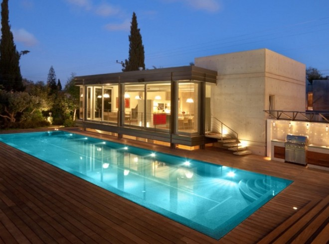 Decking for Above Ground Pools