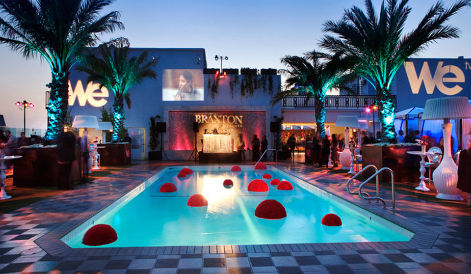 Decorations for Pool Party Ideas