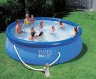 Deep Inflatable Pool