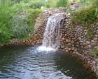 Diy Outdoor Pond Waterfall
