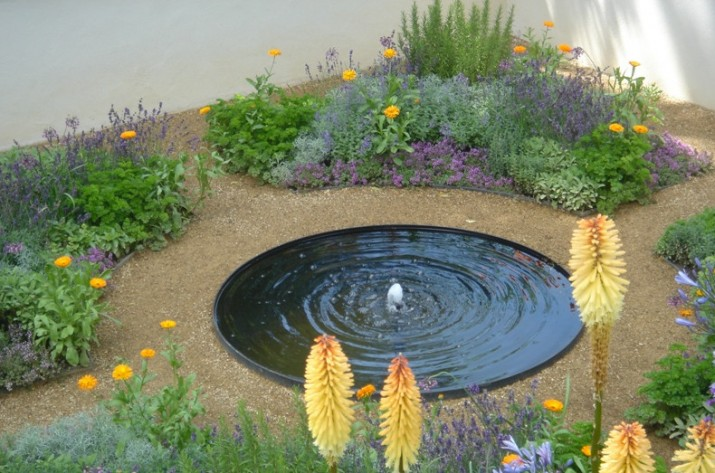 Diy Pond Fountain