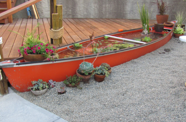 Diy Small Outdoor Water Features