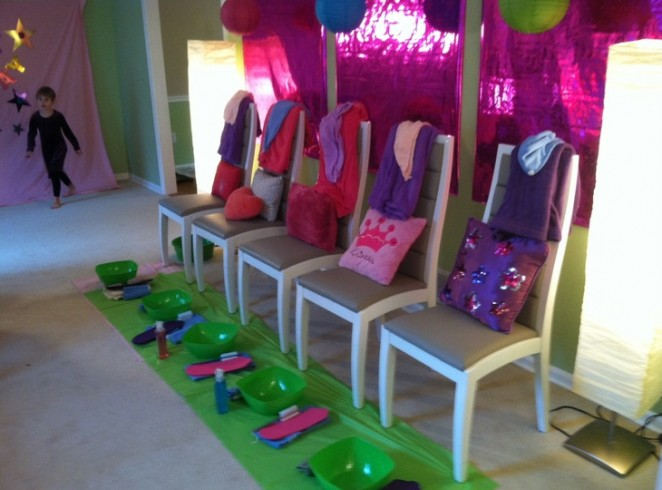 Easy Spa Ideas for Kids