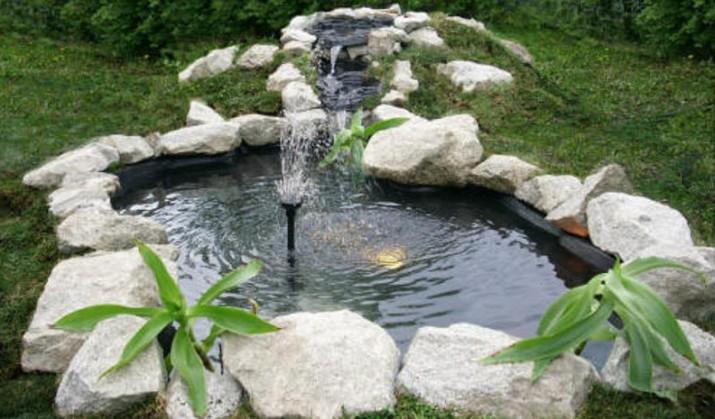 Fountain Landscape Ideas