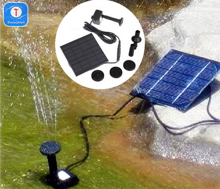Garden Water Fountain Pumps