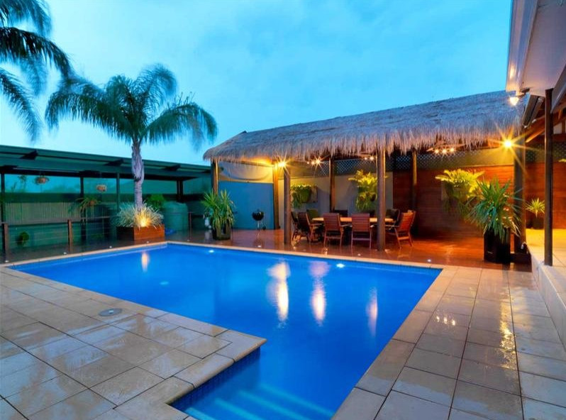 Glass Pool Tiles Swimming Pool