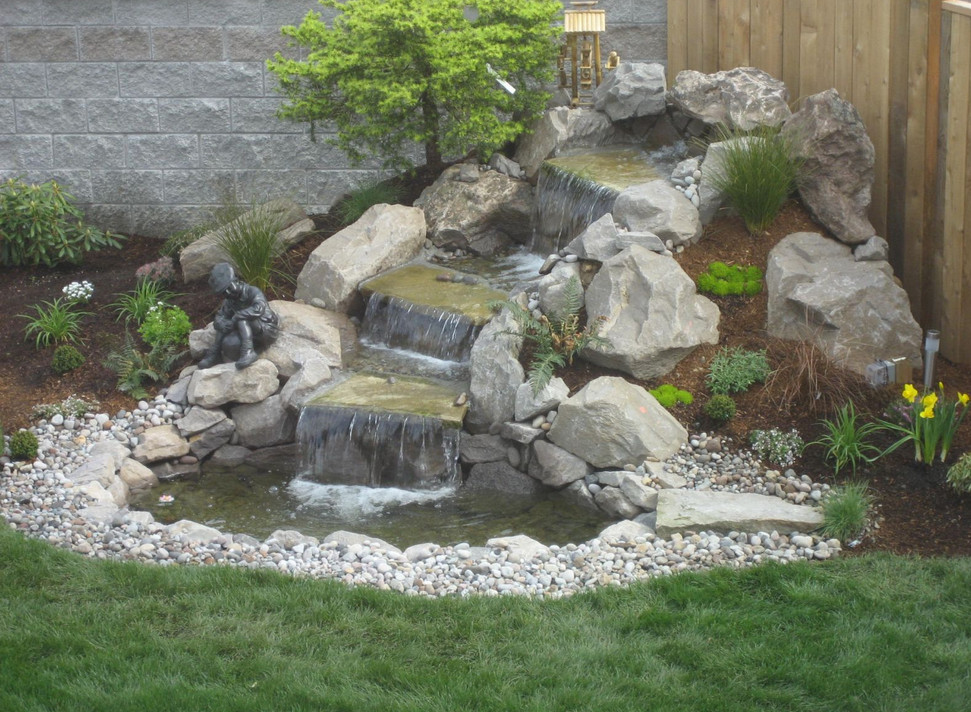 Good Waterfalls for Home Design