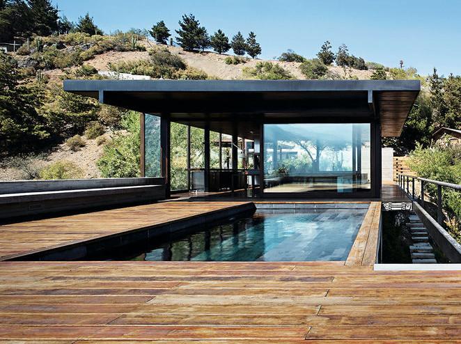 Home Infinity Pool