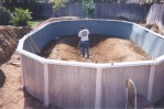 How To Install An Above Ground Oval Pool