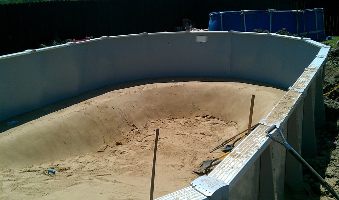 How To Install An Oval Above Ground Pool