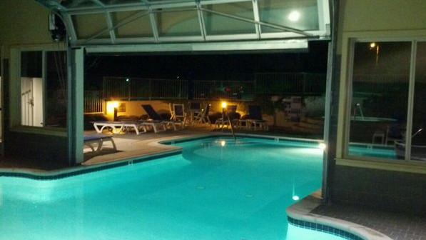 Indoor Outdoor Pool Design