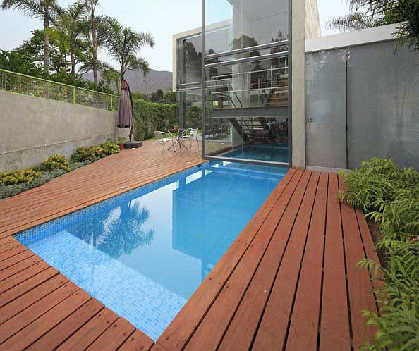 Indoor Ooutdoor Pool Residential