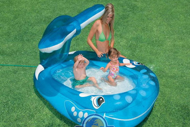 Inflatable Pool Animals
