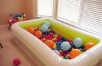 Inflatable Pool Party Ideas