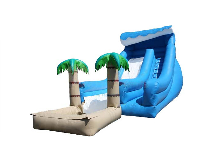 Inflatable Pools With Slides For Kids